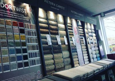 Carpet Display Hertfordshire Flooring